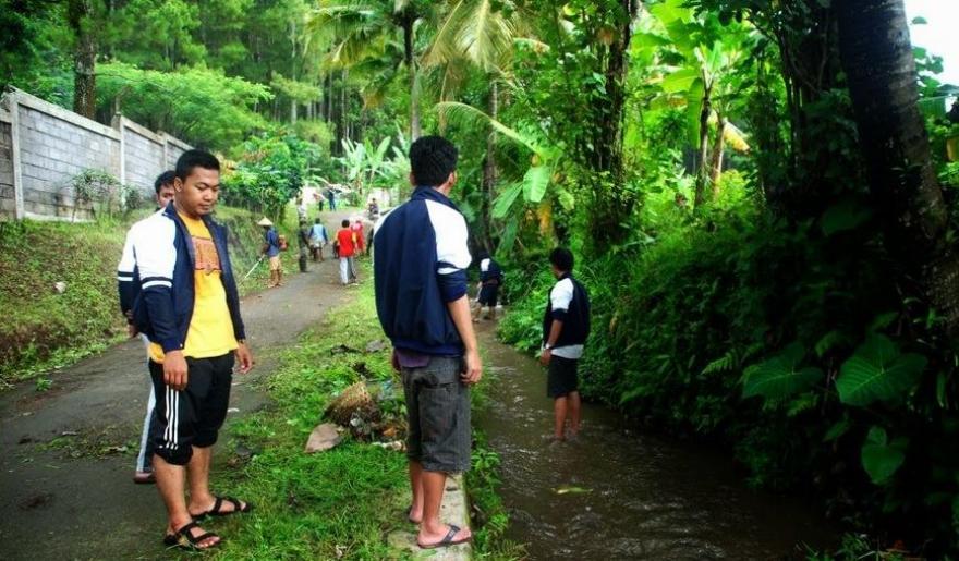 Image : Pembangunan Harus Diperhatikan, Karena Desa Halaman Depan Negara