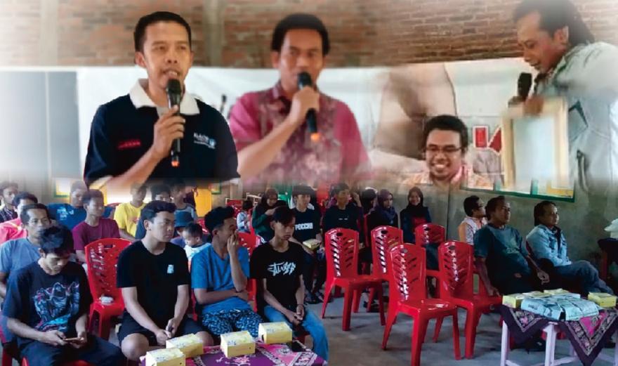 Image : Pemuda Kranggan Sukseskan Giat Pelatihan Sablon